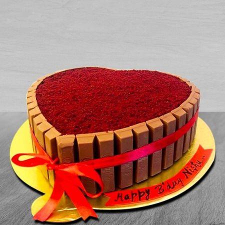 Kit Kat Red Velvet