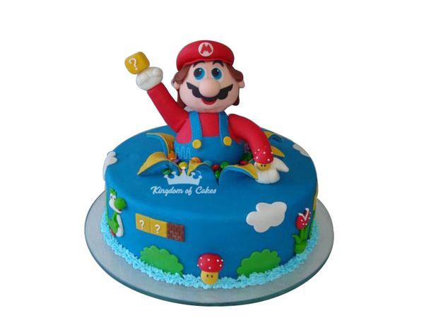 Mario Pops